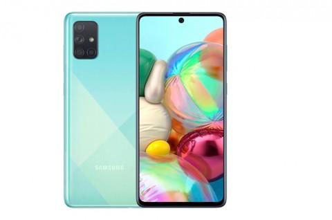 Samsung Gelar Pemesanan Galaxy A71, Harga Rp6 Juta
