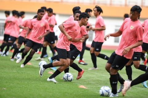 Timnas U-19 akan Lakoni Enam Laga Uji Coba di Thailand