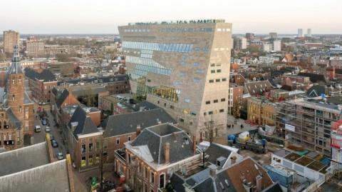 Forum Groningen, Kompleks Budaya Megah di Belanda