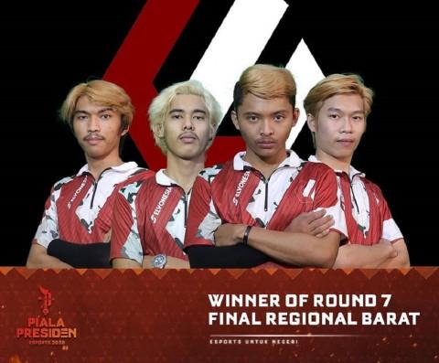 Juarai Kualifikasi Piala Presiden Esports 2020, Team Elvo Disegani