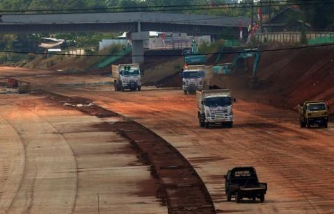 Pembangunan Tol Kunciran-Bandara Soetta Sudah 75 Persen