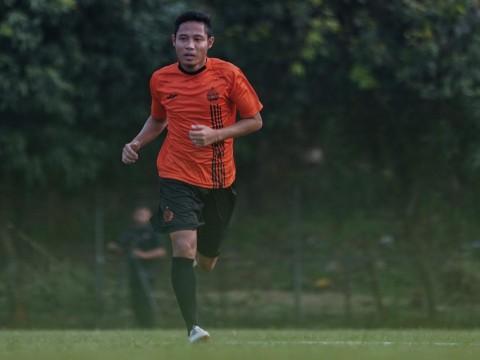 Evan Dimas Tertantang Bawa Persija Juara