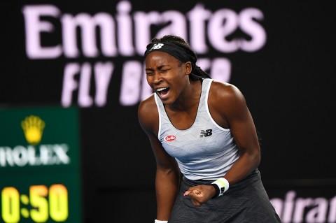 Petenis 15 Tahun Kalahkan Venus Williams di Babak Pertama Australia Open