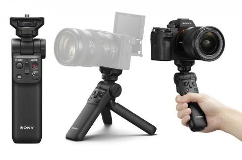 Sony Kenalkan Grip Nirkabel GP-VPT2BT