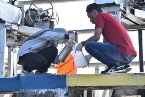 Pencemaran Sungai di Sidoarjo Diduga karena Limbah Industri
