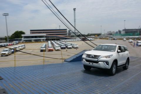Krisis Global Menghantui, Toyota Indonesia Masih Konsisten Ekspor Produk