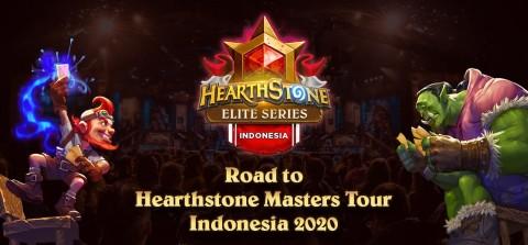 Turnamen Heartstone Elite Series Indonesia Resmi Bergulir
