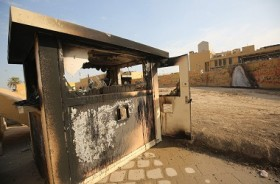 Tiga Roket Hantam Area Dekat Kedubes AS di Baghdad