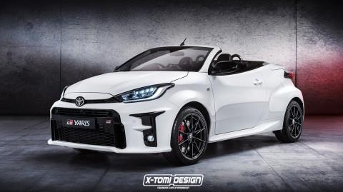 Lengkapi Varian Reguler, Toyota Luncurkan GR Yaris Versi Convertible