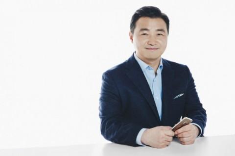 Roh Tae-moon, CEO Smartphone Baru Samsung
