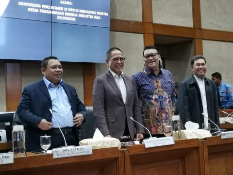Panja Jiwasraya Dipastikan Tidak Tumpang Tindih Antar Komisi