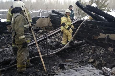 11 Pekerja Tewas Dalam Kebakaran di Siberia