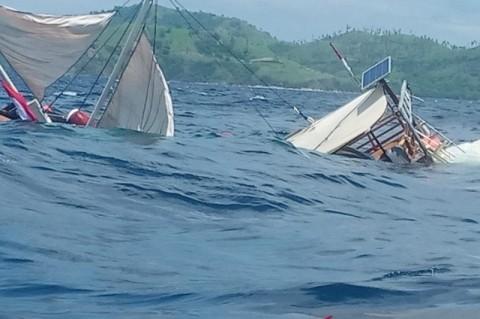 Wartawan Istana Korban Kapal Terbalik Pulang
