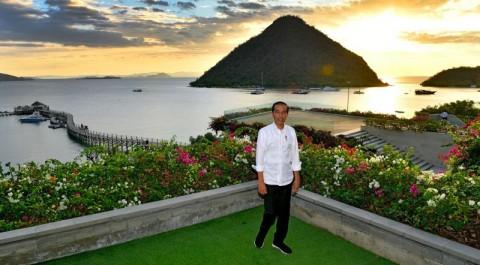 Jokowi Wants Labuan Bajo to Become a World-Class Tourist Destination