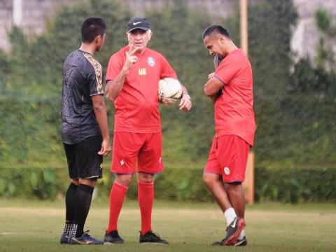 Arema FC Gelar Pemusatan Latihan di Batu