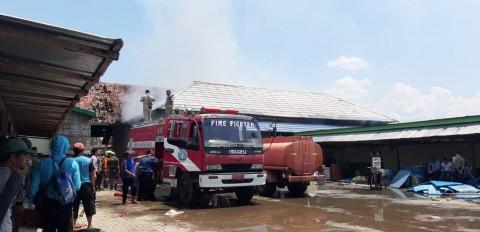 Kebakaran Pondok Gontor Diduga karena Korsleting Listrik