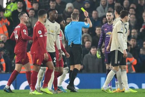 Usai Kalah dari Liverpool, Manchester United Dihukum FA