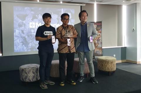 Kolaborasi Agate dan Ciayo Lahirkan Platform Memories