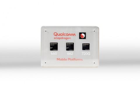 Qualcomm Rilis Snapdragon 720G, 662, dan 460