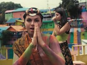Musisi Amerika Krewella Syuting Video Musik di Malang