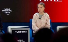 Greta Thunberg Kecam Sikap Diam Pemimpin Terkait Krisis Iklim