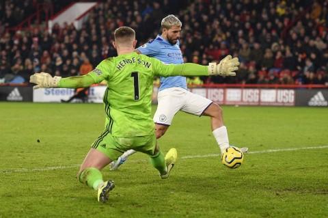 Bungkam Sheffield, Manchester City Belum Menyerah di Liga