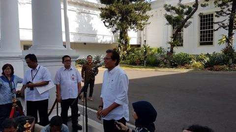Istana Respons Positif Pembentukan Panja Jiwasraya