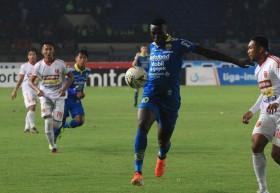 Bhayangkara FC Resmi Dapatkan Bomber Persib