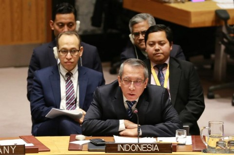 Indonesia Nilai Israel Hambat Perdamaian Timur Tengah