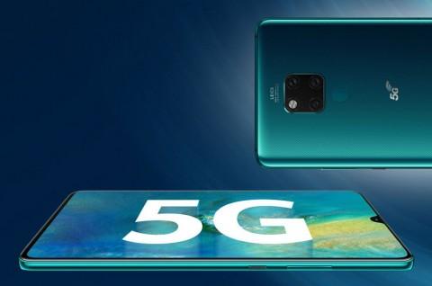 Huawei Punya Ponsel 5G Murah di Awal 2021?