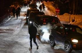 Mengaku Diplomat, Dua 'Tukang Ledeng' Ditangkap di Davos