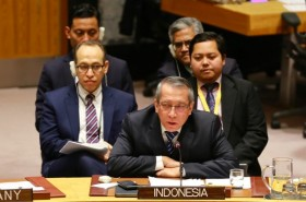 Indonesia Believes Israel Threatens Peace in Middle East
