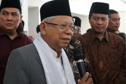 Wapres Minta Dana Haji Ditempatkan di Investasi Menguntungkan