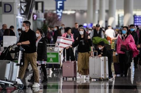 Virus Korona: Bandara di Sejumlah Negara Perketat Pemeriksaan