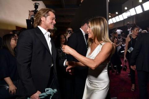 Kata Jennifer Aniston soal Kembali pada Brad Pitt