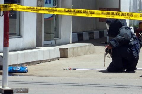 Benda Diduga Bom Ditemukan di Pekalongan