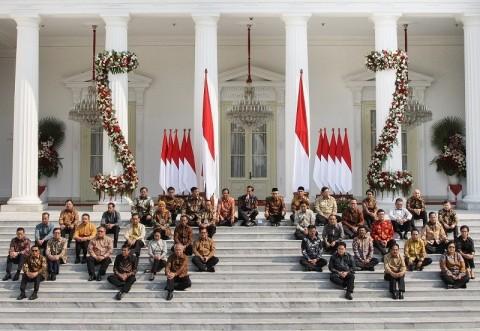 Seluruh Menteri Jokowi Telah Laporkan Kekayaan