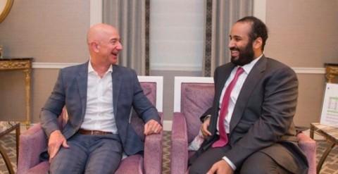 Kerajaan Arab Saudi Bantah Bobol Ponsel Bos Amazon