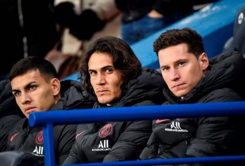 Negosiasi PSG dan Atletico untuk Cavani Mandek