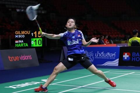Thailand Masters 2020: Ruselli Kecewa dengan Penampilannya