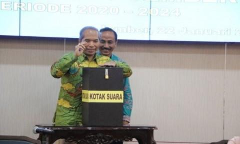 Iwan Taruna Rektor Terpilih Unej 2020-2024