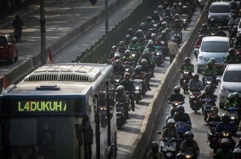 Polisi Terapkan Tilang Elektronik untuk Sepeda Motor Mulai Februari