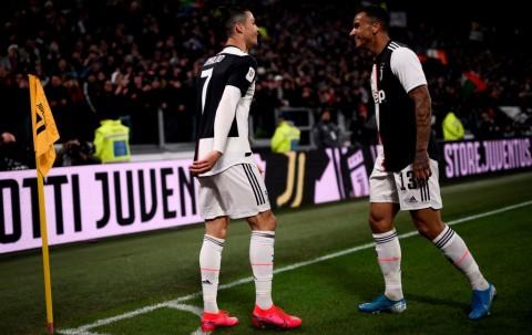 Tekuk Roma, Juventus Lolos ke Semifinal