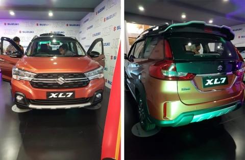 XL7 Segera Dijual, Respon Suzuki untuk Segmen Low SUV