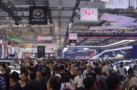 Gaikindo Tutup Buku, Penjualan Mobil di Indonesia Turun 10,5 persen