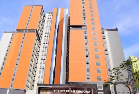 Alih Fungsi Wisma Atlet Diserahkan ke Setneg