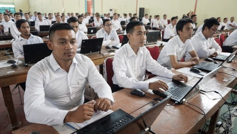 Pemkot Tangsel Dorong Honorer Daftar CPNS dan PPPK