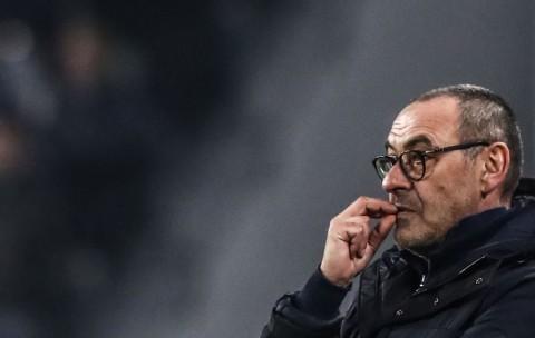 Sarri Sayangkan Performa Juventus di Babak Kedua
