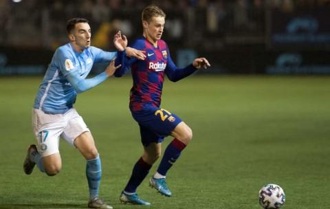 Lawan Tim Divisi Tiga, Statistik Barcelona Kurang Oke