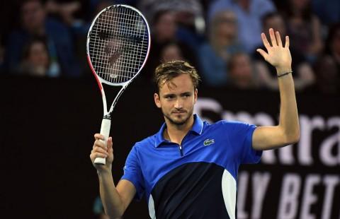 Daniil Medvedev Lolos ke Putaran Ketiga Australian Open 2020